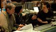 Disney exec Matt Walker, director Peggy Holmes and composer Jim Dooley