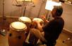 Percussionist Luis Conti