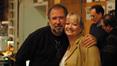 Cellist Steve Erdody and contractor Sandra Kipp