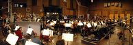 The orchestra on <i>The Little Mermaid: Ariel's Beginning</i>