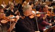 Concertmaster Sid Page
