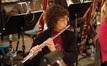 Flautist Sue Greenberg