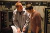 Agent Richard Kraft and composer Aaron Zigman