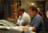 Composer Terence Blanchard and scoring mixer Frank Wolf