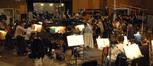The Hollywood Studio Symphony plays on <i>Nim's Island</i>