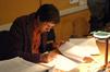 Music librarian Greg Jamrok