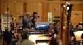 James Shearman conducts <i>Nim's Island</i> with Patrick Doyle by his side