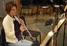 Oboe player Leslie Reed