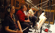 Valarie King (flute), Tom Boyd (oboe), Gary Gray (clarinet). Dave Riddles (bassoon)