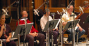 Valarie King (flute), Tom Boyd (oboe), Gary Gray (clarinet), Dave Riddles (bassoon)