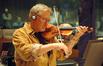 Sid Page plays solo violin