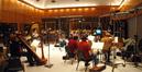 The Hollywood Studio Symphony plays on <i>Pixar Studios</i> Theme Park Attractions