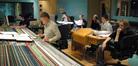 ProTools recordist Lewis Jones, scoring mixer Peter Cobbin, music editors Kirsty Whalley, John Warhurst and Meri Gavin, Stephen Barton and director Andrew Adamson