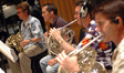 The French horns play on <i>Quantum of Solace</i>