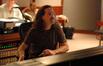 Stage recordist Greg Dennen