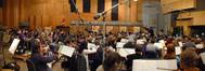 The Hollywood Studio Symphony performs on <i>Starship Dave</i>