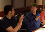 Composer/orchestrator Austin Wintory and composer Nathan Lanier