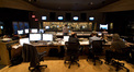 The control room at Fox