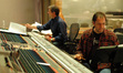Matt Walker and scoring mixer Richard Breen