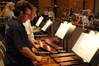 The xylophone and marimba get quite a work-out too!