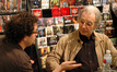 Michael Giacchino talks with Lalo Schifrin