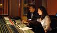 Composer Justin R. Durban and orchestrator Penka Kouneva