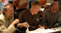 Charles Bernstein, orchestrator David Slonacker and scoring mixer Armin Steiner