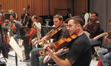 The violas play on <i>Assassin's Creed II</i>