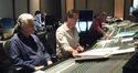 Composer Bruce Broughton, score co-producer Robert Wackerman and scoring mixer/score co-producer Paul Freeman