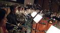 Jenny Kim, Paul Klintworth, Marty Reese, Sarah Bach, Danielle Ondarza and Justin Hageman on French horn