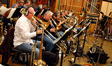 Trombone players Alex Iles, Charlie Loper, Bill Reichenbach, Phil Teele and tubist Doug Tornquist