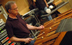 Percussionist Mike Englander