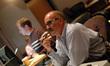 ProTools recordist Kevin Globerman and supervising music editor Jim Weidman