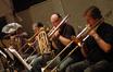 Tuba: Doug Tornquist / Trombones: Bill Reichenbach, Alex Iles and Steve Holtman