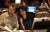Director Ken Kwapis and composer Cliff Eidelman
