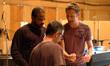 Director F. Gary Gray, producer Robert Katz and composer Brian Tyler