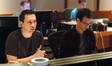 Composer Jim Dooley and scoring mixer Steve Kaplan