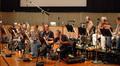 Tuba: Doug Tornquist; Trombones: Bill Reichenbach, Steve Holtman, Alex Iles and Bill Booth; Trumpets: Jon Lewis, Malcolm McNab and Wayne Bergeron