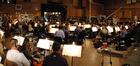 The Hollywood Studio Symphony performs on <i>Imagine That</i>