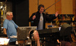Actor Timothy Olyphant guest-conducts the orchestra