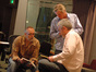 Pete Snell, Nick Glennie-Smith and Jeff Biggers