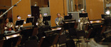 Dan Kelley, Phil Yao, Suzzette Moriarty, David Duke, Brian O'Connor, and Jim Thatcher on French horns