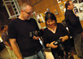 Pete Snell and Suzie Katayama compare their cameras