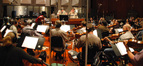 The Hollywood Studio Symphony performs on <i>The Uninvited</i>