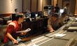 Orchestrator Sean McMahon and scoring mixer Bobby Fernandez