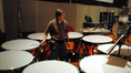 Brian Kilgore plays timpani