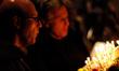 Randy Kerber and Bruce Dukov blow make a wish