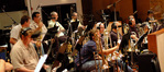 Lead Horn: Jim Thatcher / Trumpet Section: Wayne Bergeron, Rick Baptist, Jon Lewis, Larry Hall / Trombone Section: Steve Holtman, Alex Iles, Bill Reichenbach, Phil Teele / Tuba: Doug Tornquist