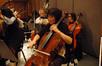 Suzie Katayama and the cello section