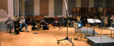 The brass perform on <i>BioShock 2</i>
